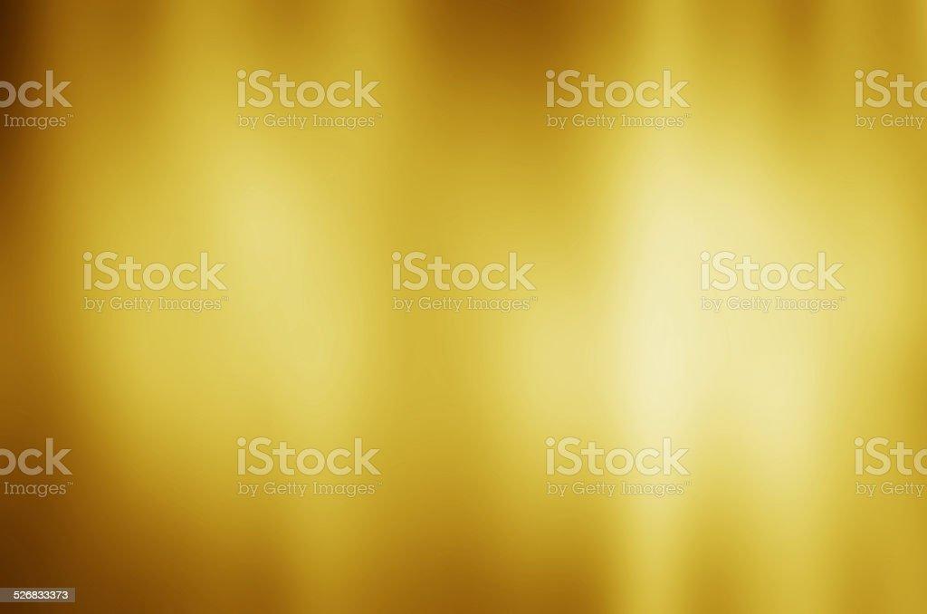 Goldene Metall Textur Hintergrund mit horizontalen Balken of light – Foto