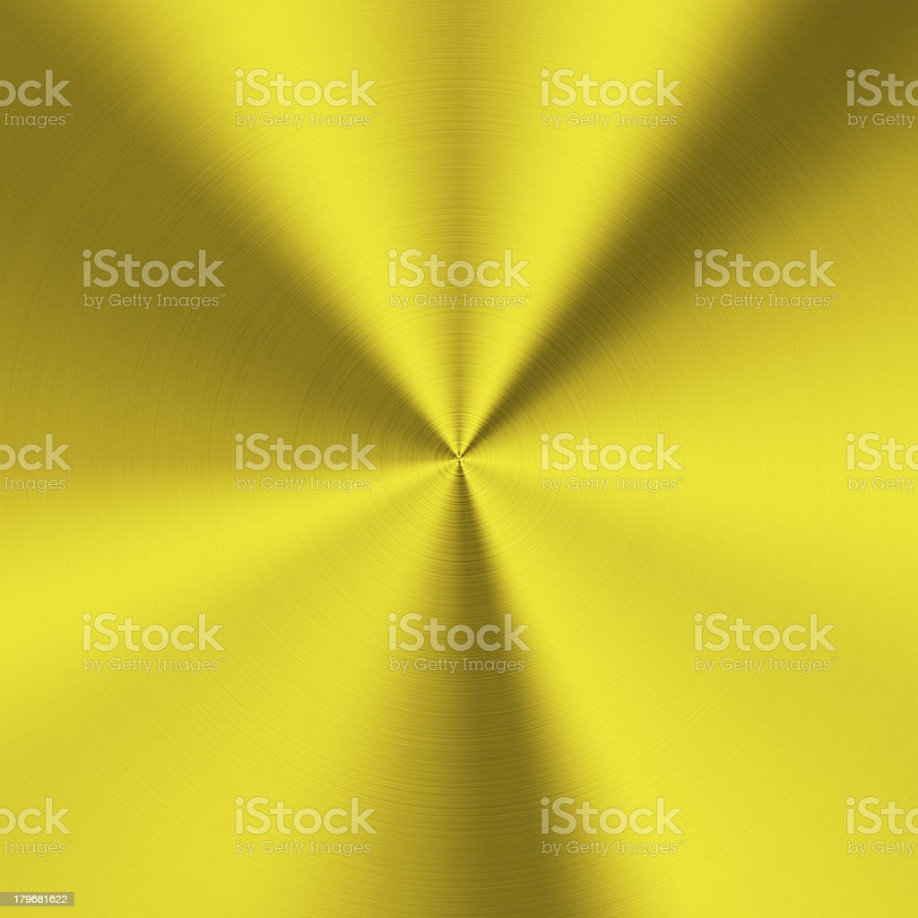 Gold metal texture royalty-free stock photo