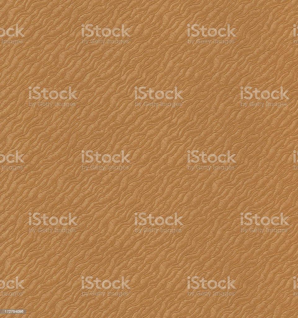 Gold Metallic Textured Wallpaper Royalty Free Stock Photo