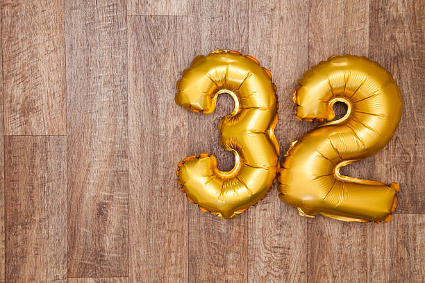 Best Number 32 Stock Photos, Pictures & Royalty-Free Images
