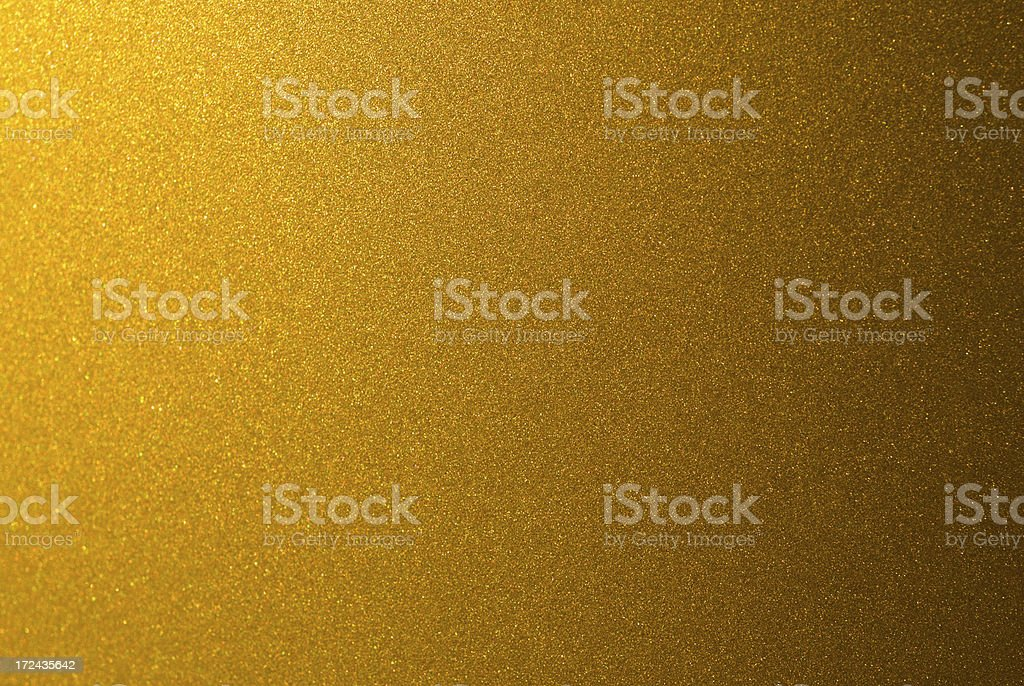 Gold Paint Background royalty-free stock photo