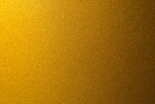 Gold Paint Background stock photo