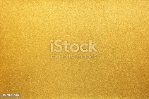 Gold paper for textures and backgrounds.