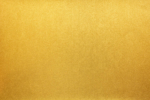 gold paper texture background - material stock photos and pictures