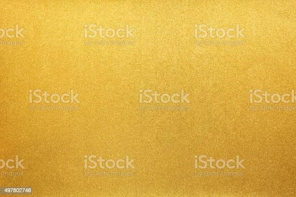 Texture Sfondo Di Carta Gold - Fotografie stock e altre immagini di 2015