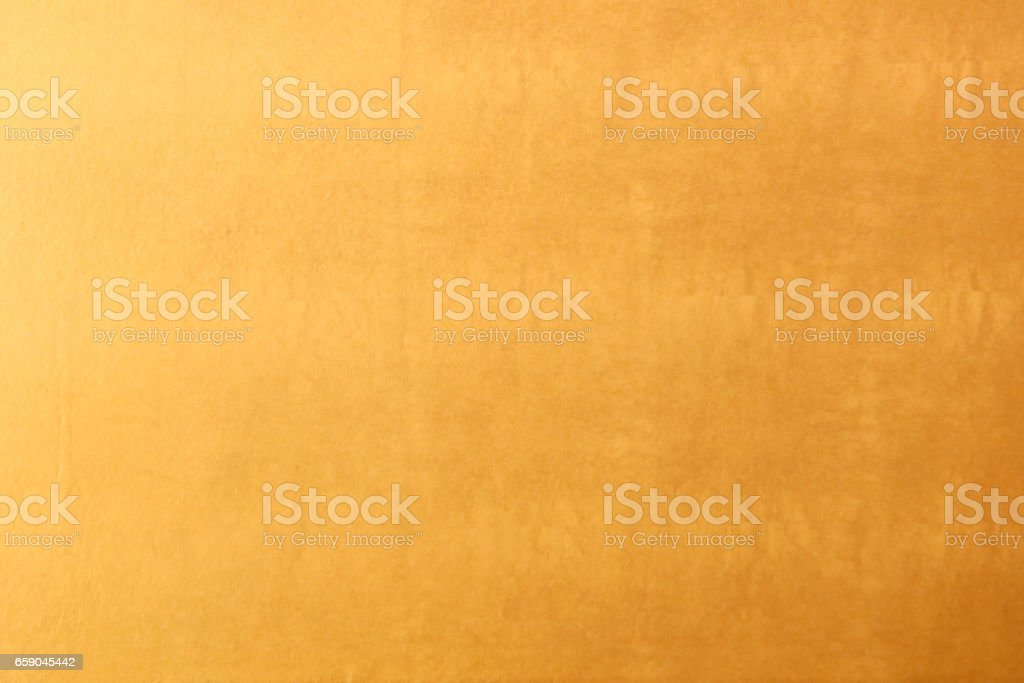 Gold paper texture or background royalty-free stock photo