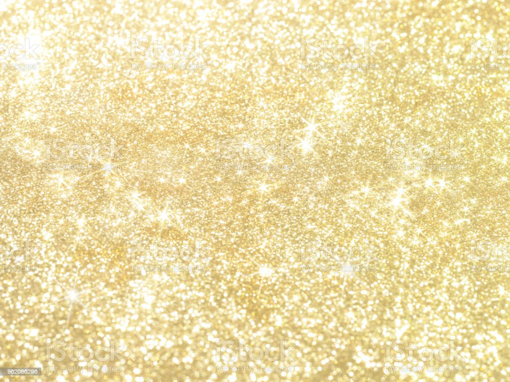 Gold pearl sequins, shiny glitter background 2 royalty-free stock photo