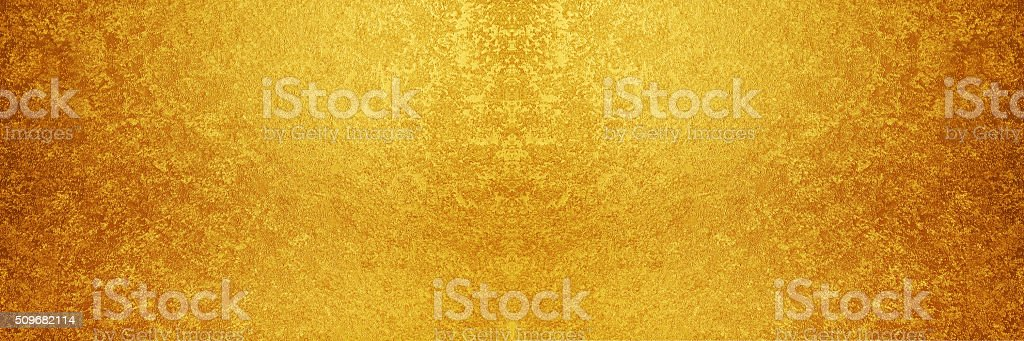 Gold stock photo