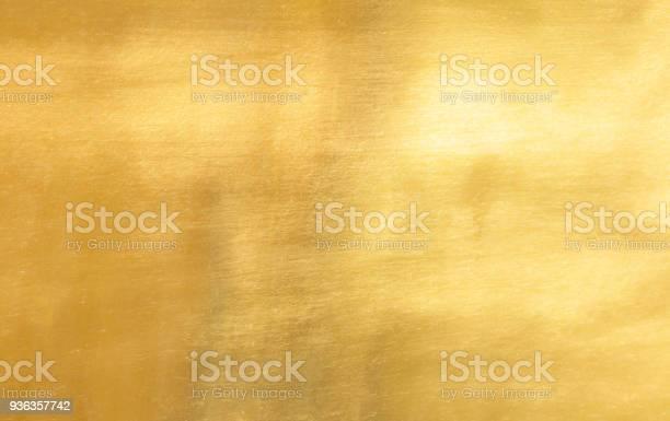 Gold - Fotografie stock e altre immagini di Acciaio