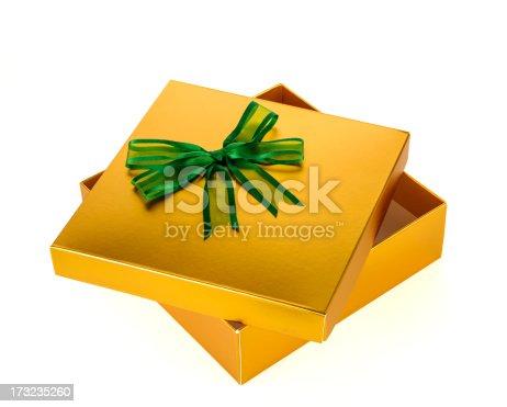 istock gold present 173235260
