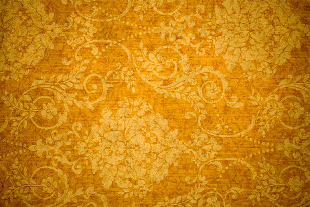 Gold Retro Background http://www.shutterworx.net/previews/PreviewButton.jpg edwardian style stock pictures, royalty-free photos & images