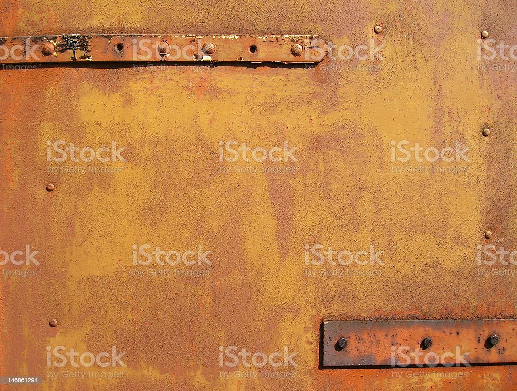 Gold rust royalty-free stock photo