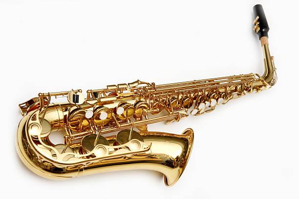 saxophon - altsaxophon stock-fotos und bilder