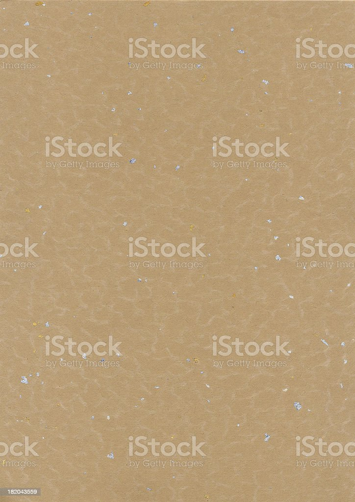 Gold Silver Background Paper royalty-free stock photo