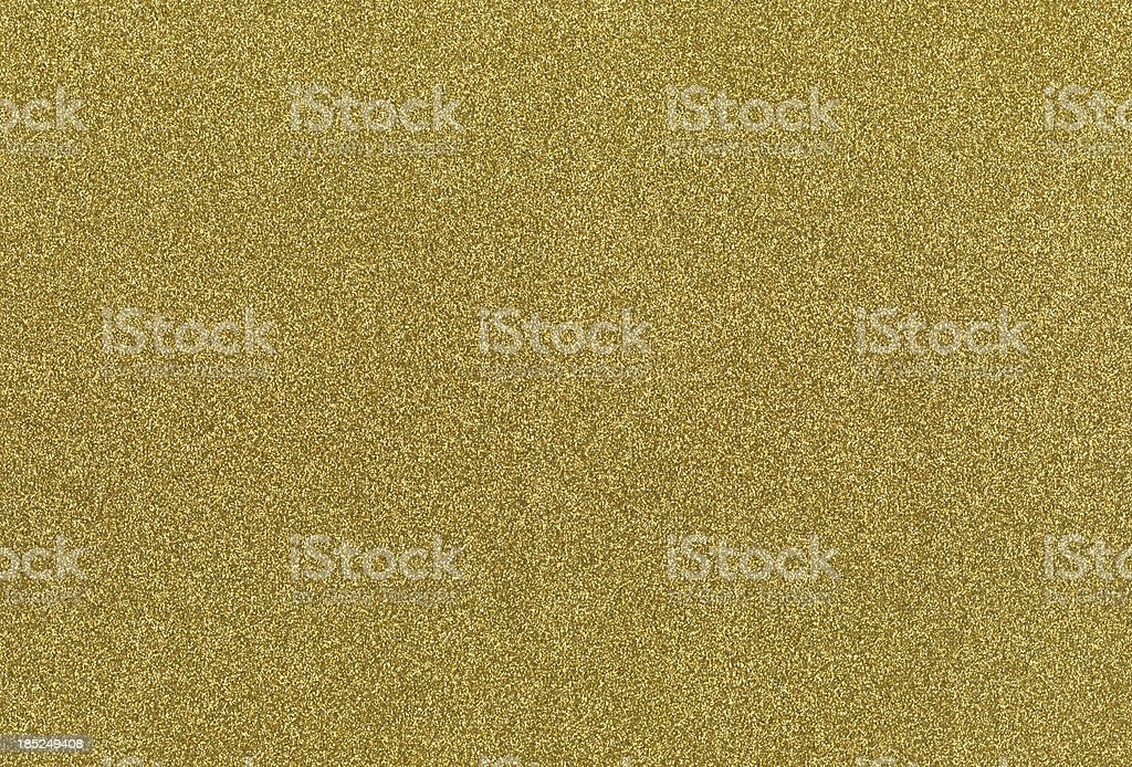 Gold Sparkles Background royalty-free stock photo
