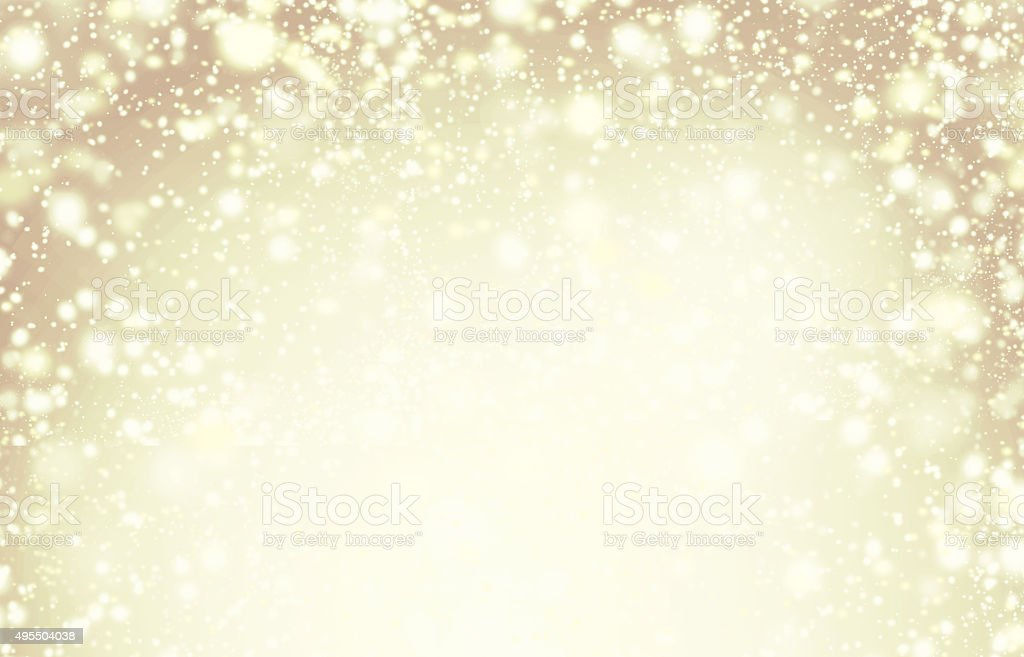 Sfondi Natalizi Oro.Scintilla Di Natale Oro Sfondo Con Luci Sfocati Winte Fotografie