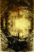 istock gold stone 2 with grunge 140453988