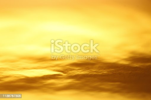 istock Gold surface 1138787305