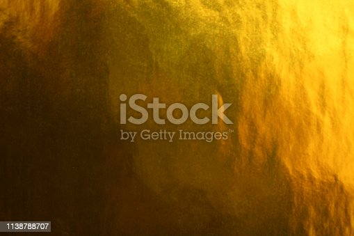 istock Gold surface 1138788707