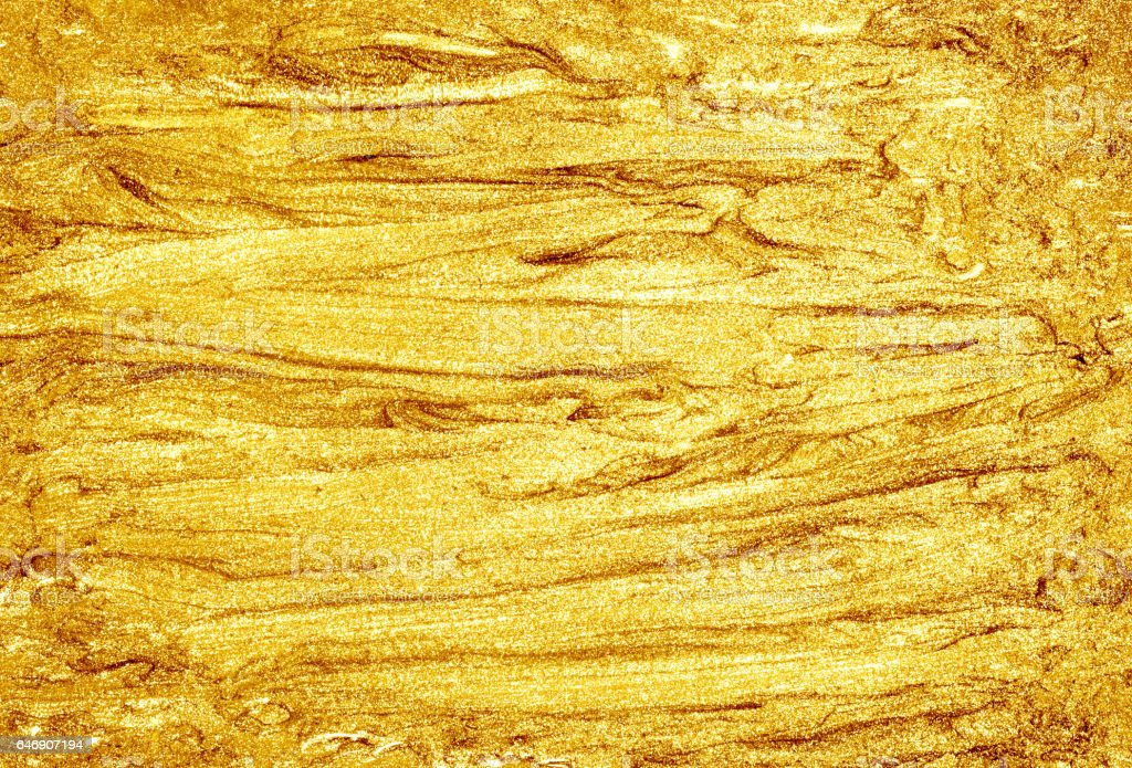 Золотой поверхности стоковое фото