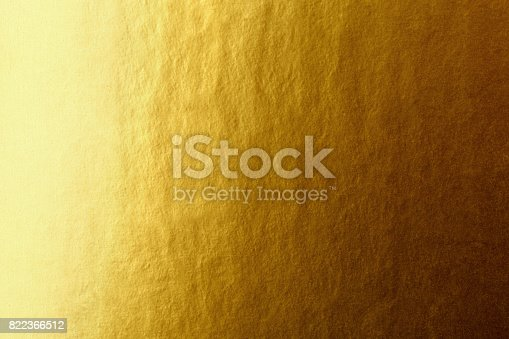 istock Gold surface 822366512
