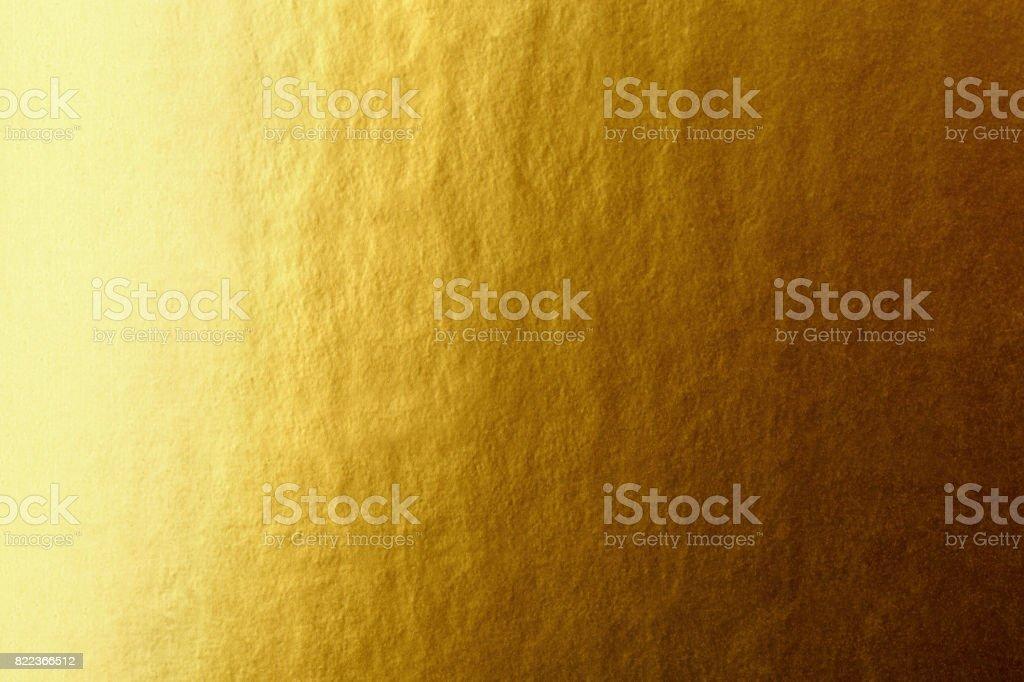 Goldene Oberfläche – Foto
