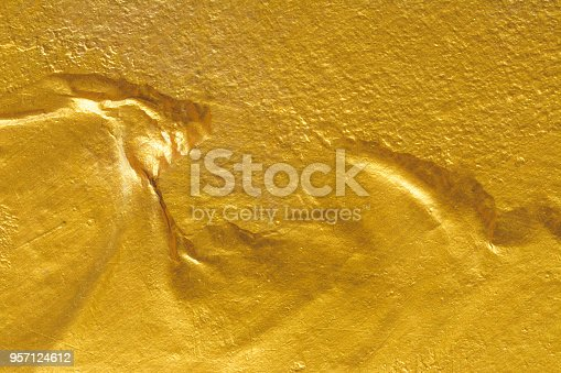 istock gold texture background abstract blank for design 957124612