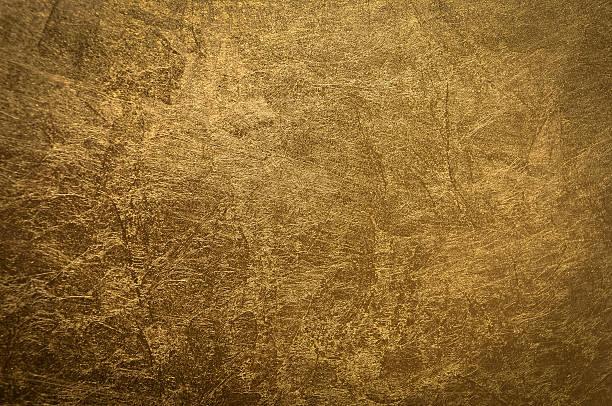 Gold Textur Hintergrund – Foto