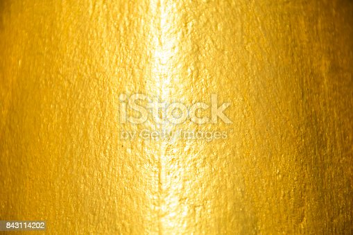 istock Gold texture background. 843114202