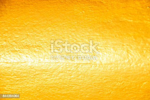 istock Gold texture background. 844364064