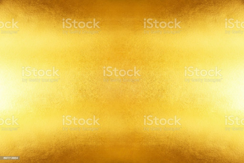 gold texture for background and design stock photo