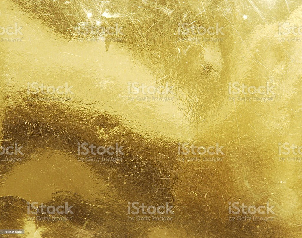 gold texture royalty-free stock photo