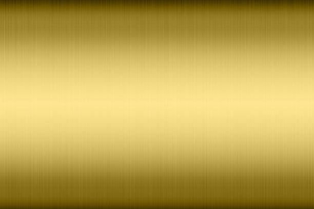 Gold texture surface stock photo