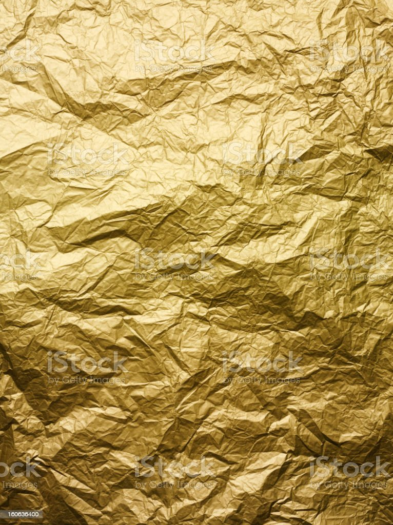 Gold Textured Background royalty-free stock photo