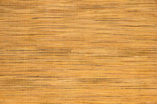 Gold Thai silk. stock photo