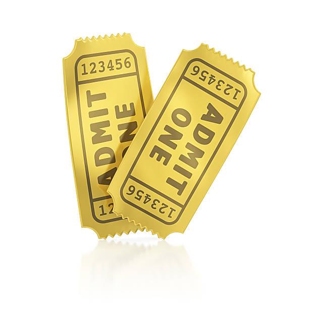 gold tickets – Foto