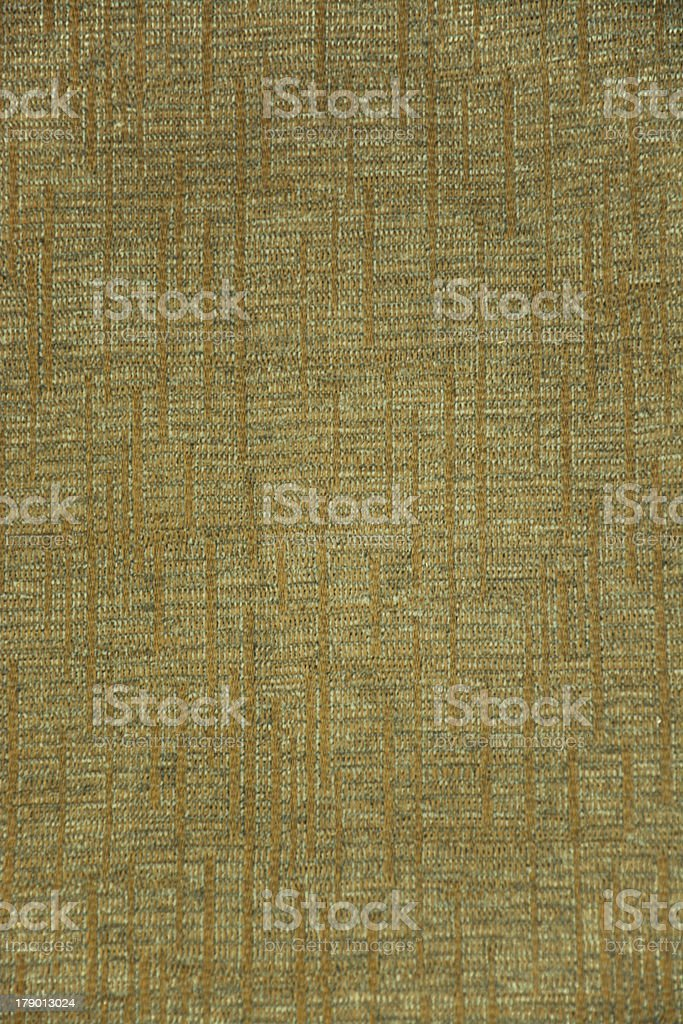Gold Upholstry Texture stock photo