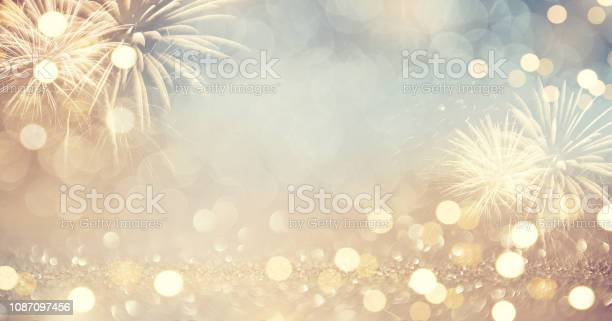 Gold vintage fireworks and bokeh in new year eve and copy space picture id1087097456?b=1&k=6&m=1087097456&s=612x612&h=y9hqbsbmve5dcvus4lg8ma9wv9hc7qtjv6lb0 dopsc=