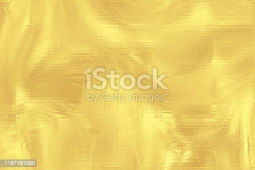 Gold Vintage Ornate Christmas Background Holiday Shiny Yellow Bronze Brass Old Digitally Generated Image Pattern Seamless