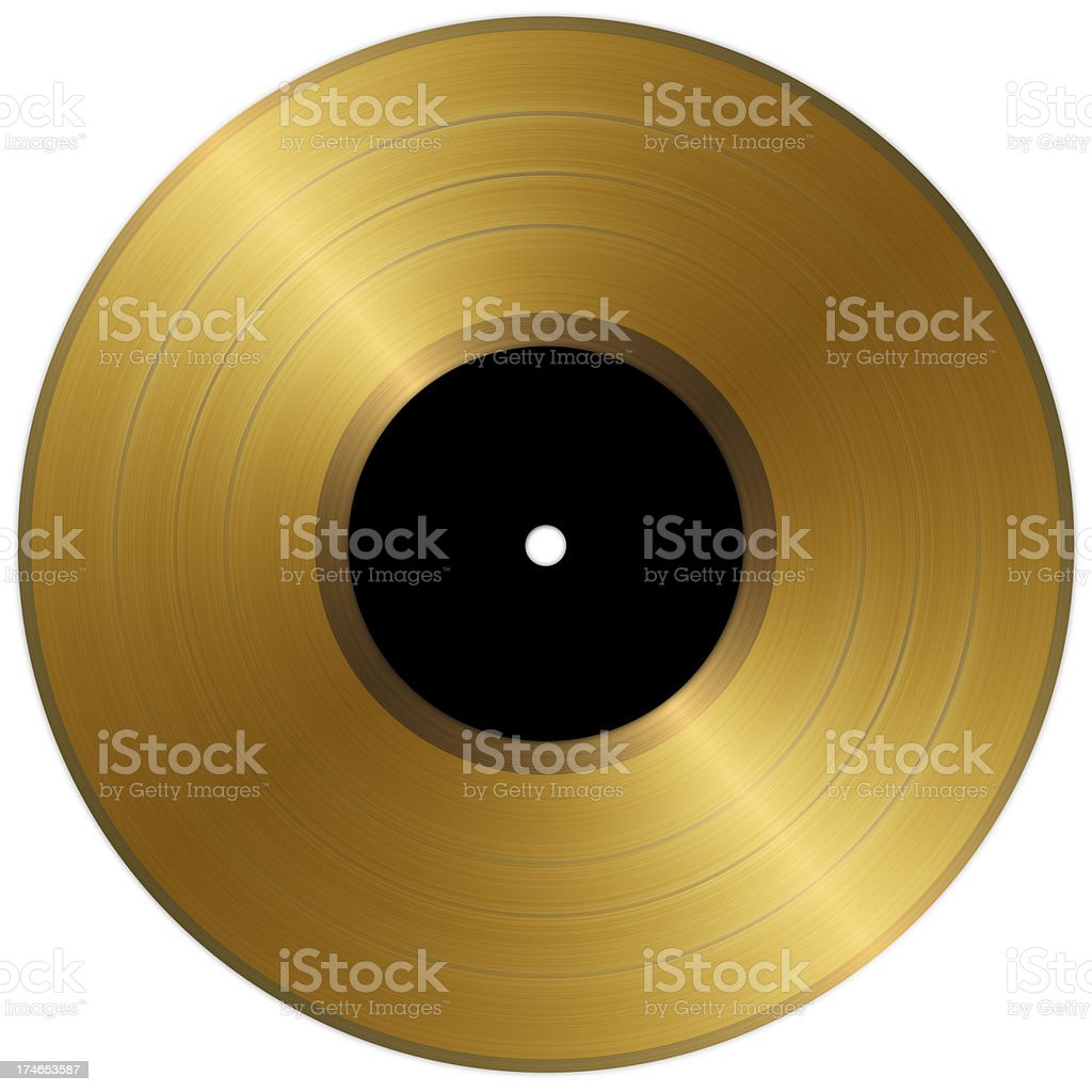Goldene Wandverkleidung Rekord – Foto