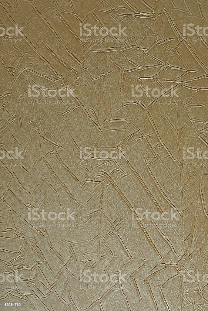 Gold Wallpaper royalty-free stock photo