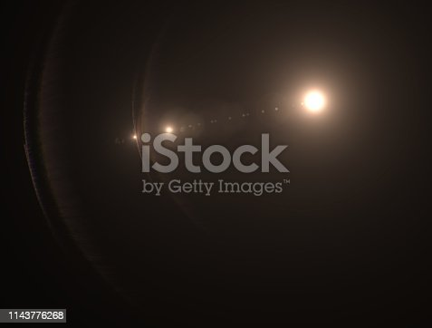 868064724istockphoto Gold warm color bright lens flare 1143776268