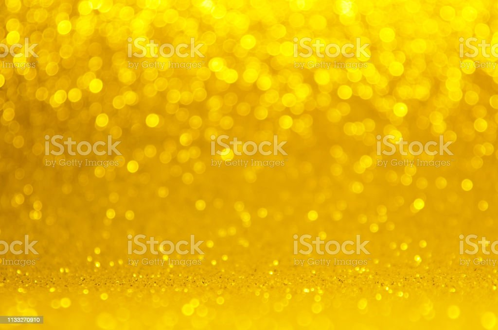 Gold, yellow bokeh,circle abstract light background, Pink Gold...