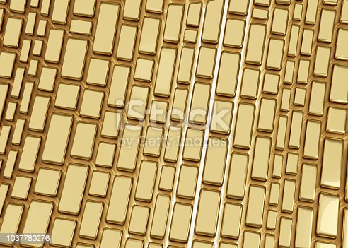 istock golden abstract curve background 3d-illustration 1037780276
