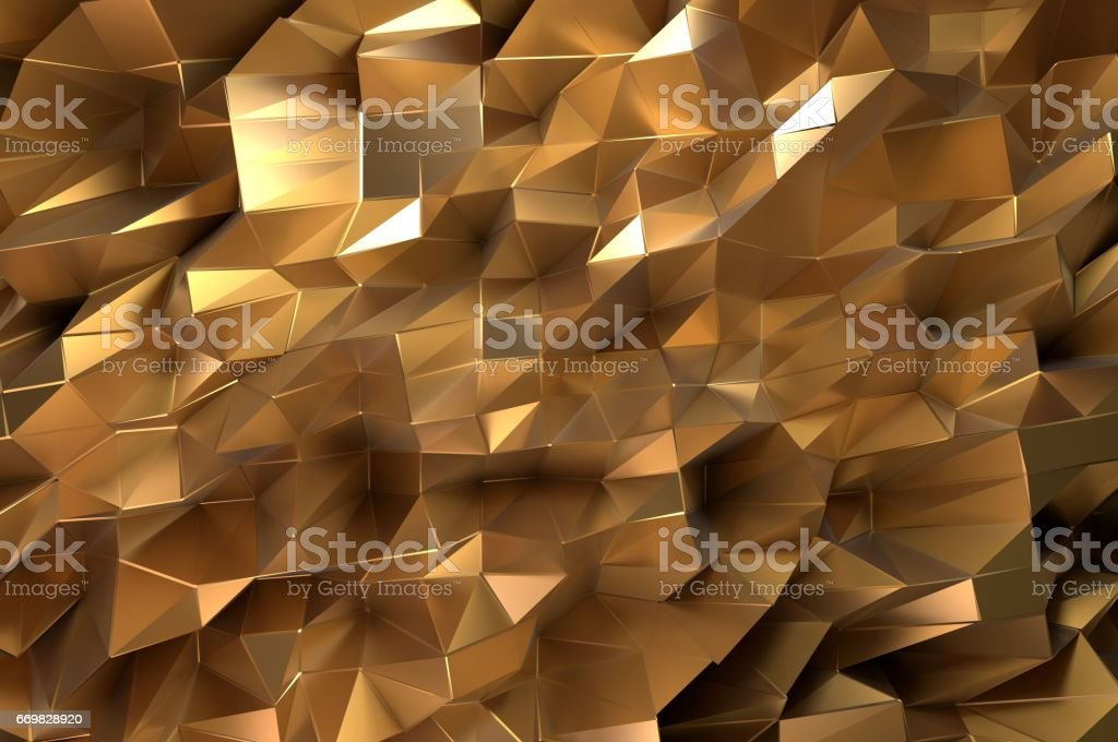 Gouden Abstract - Royalty-free Abstract Stockfoto