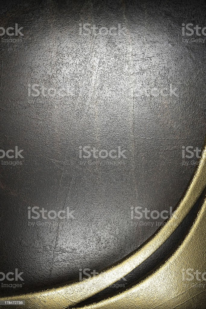 golden and silver background royalty-free stock photo