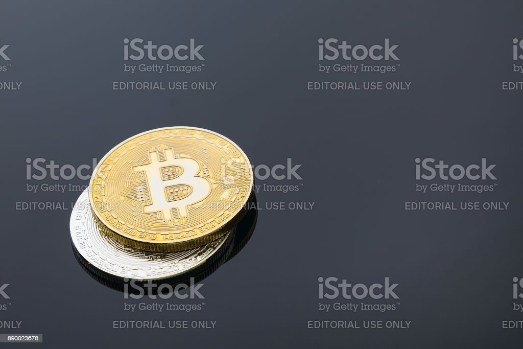 silver or cryptocurrency