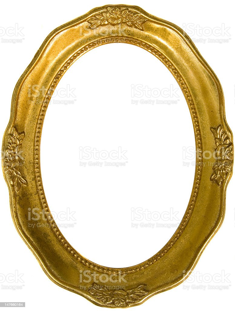 golden antique baroque frame stock photo more pictures of antique