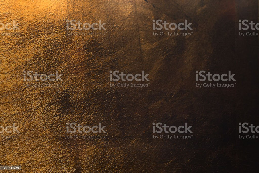Golden antique shiny vintage texture background stock photo