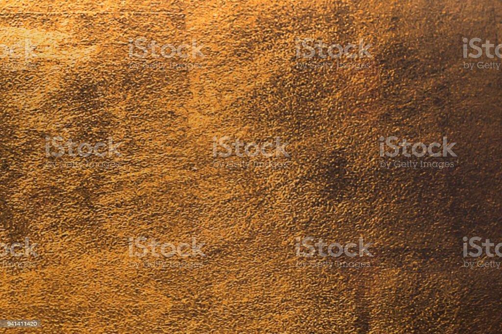 Golden antique shiny vintage texture background stock photo